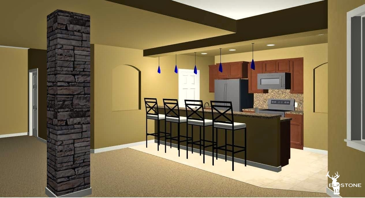 Design and 3D renderings (4)