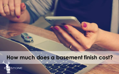 How much does a basement finish cost?