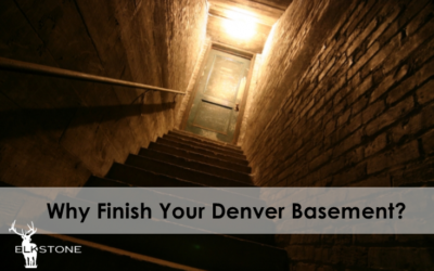 Why Finish Your Denver Basement?