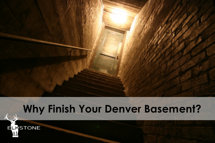 Why Finish Your Denver Basement