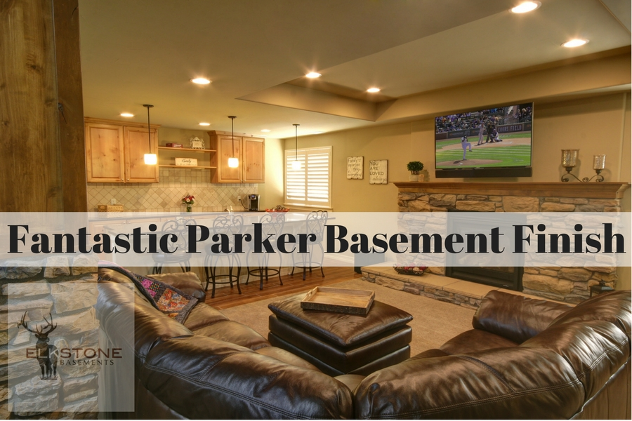 fantastic parker basement finish elkstone basements