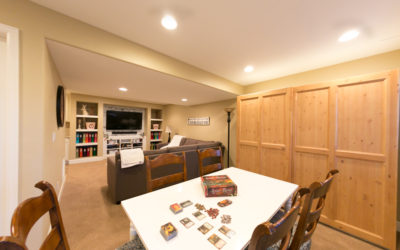 Basement Family Rooms Expand Your Living Space
