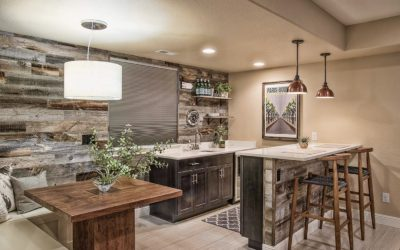Tips For Decorating Your Finished Basement