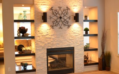 Basement Remodeling Ideas: Fireplaces and Other Basement Heating Options