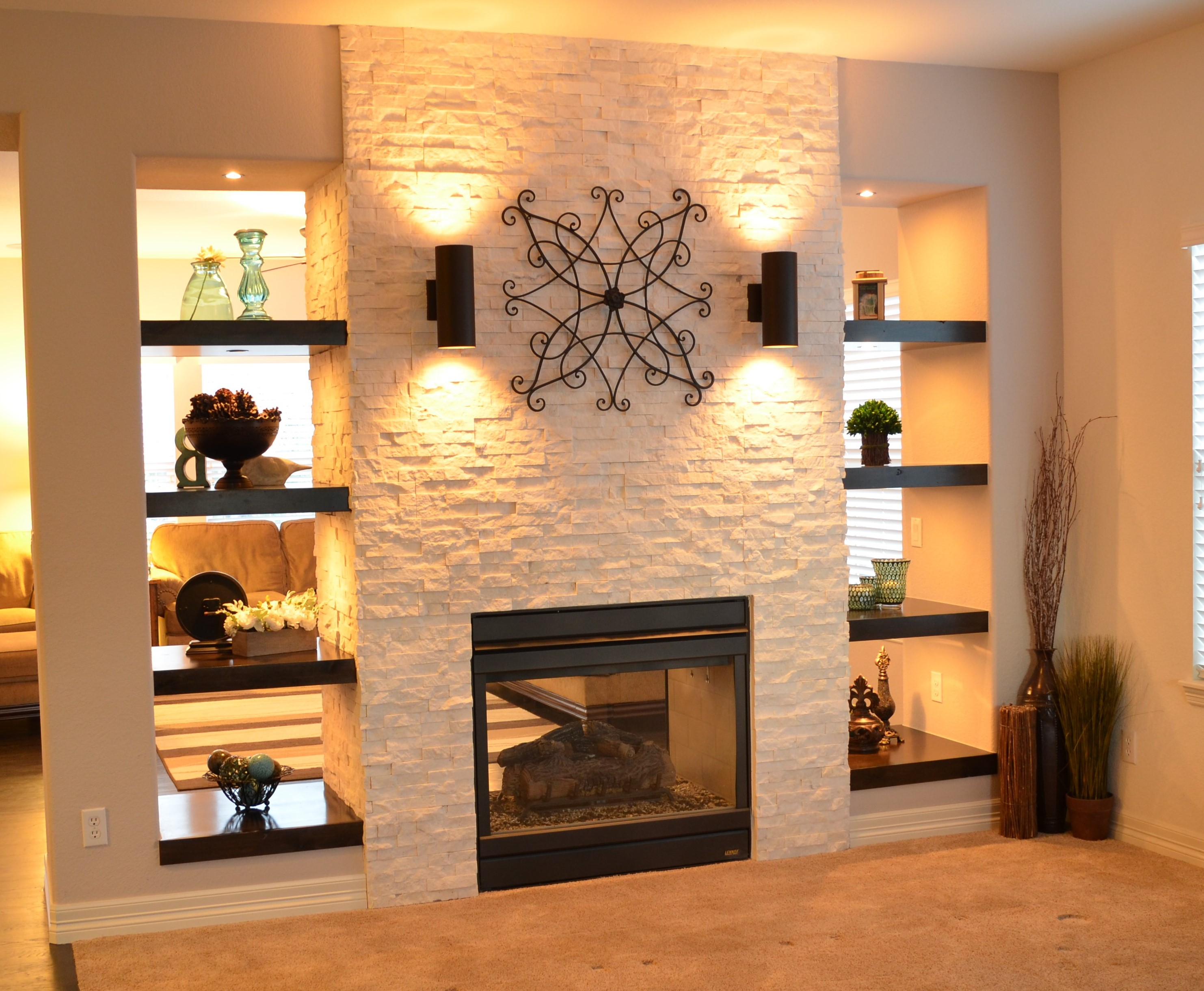 Basement Remodeling Ideas Fireplaces And Other Basement