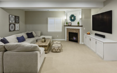 How to Turn Your Basement into a Practical and Beautiful Family Room