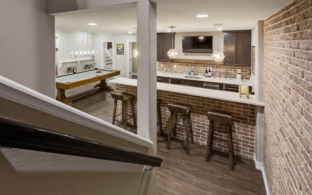 4 Reasons you Should Finish Your Basement This Year
