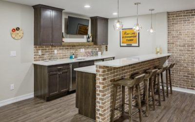 What Are the Benefits of Installing a Wet Bar?