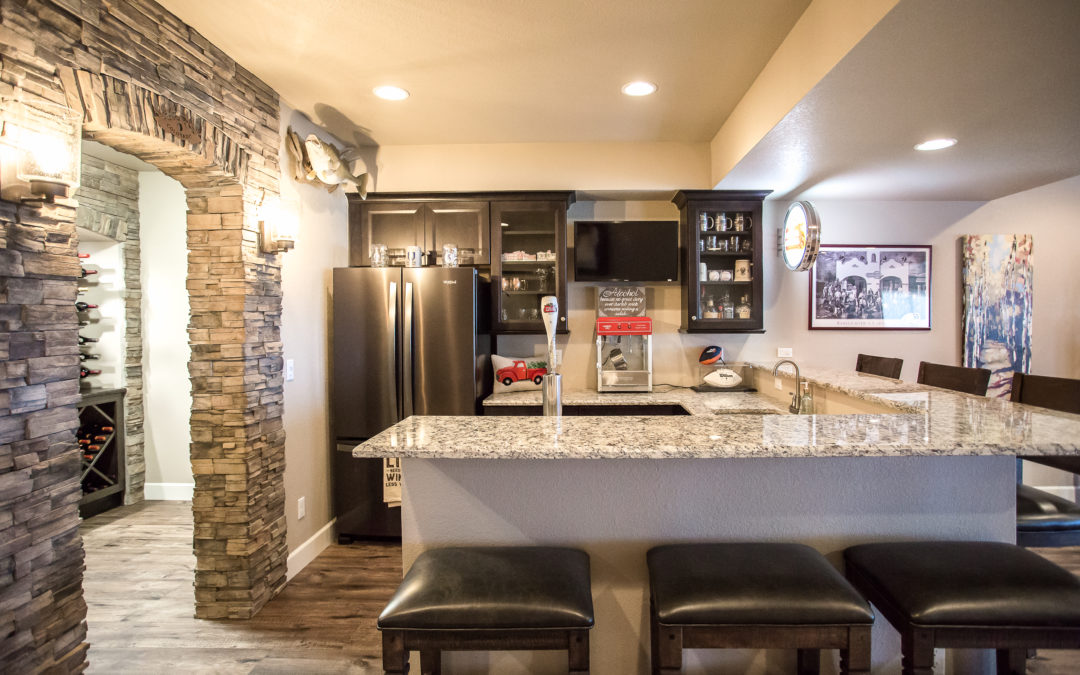 3 Elements to Create the Ultimate Basement In-Law Suite