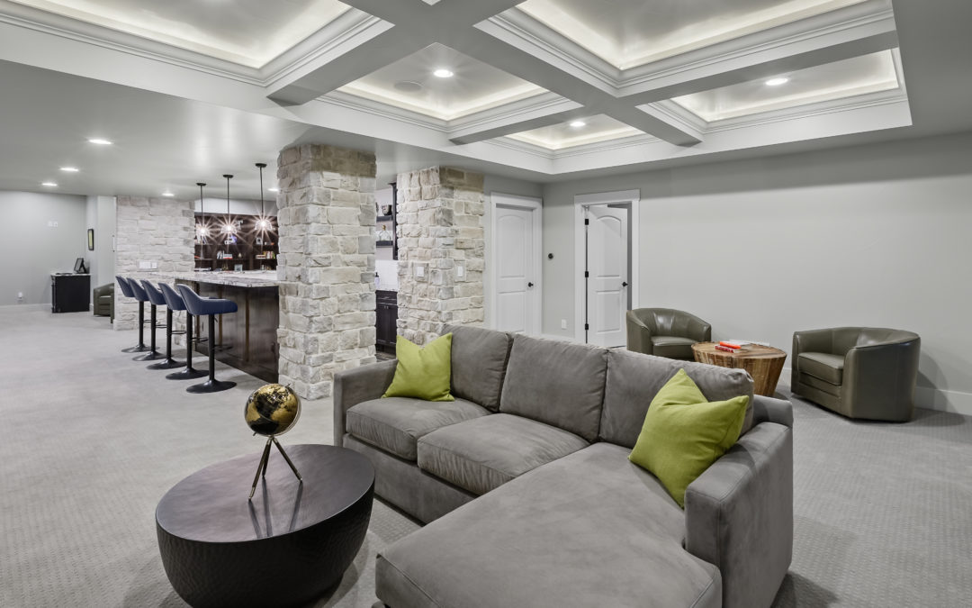 3 Ways to Winterize Your Finished Basement