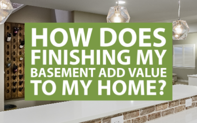 How Does Finishing My Basement Add Value to My Home?