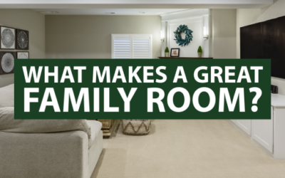 What Makes a Great Family Room?