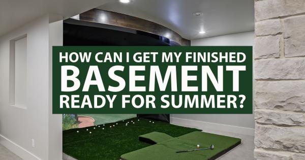basement finishing company