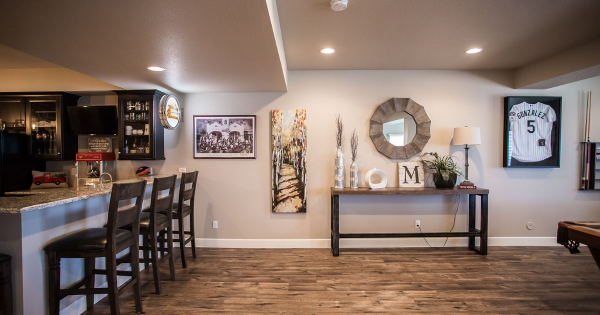 How to Turn Your Finished Basement Into an Entertainment Space